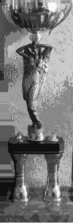 Adorján Zoltán Argentín bajnoki serlege